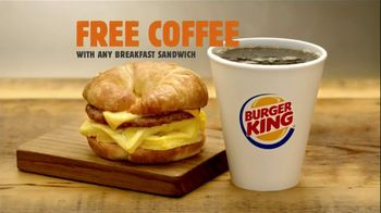 Burger King TV Spot, 'Free Small Coffee' - Thumbnail 10