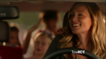 TaxACT TV Spot, \'Busy Mom\'