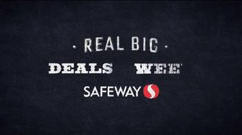 Safeway Deals of the Week TV Spot, 'Lean Cuisine, Chobani, Charmin' - Thumbnail 1