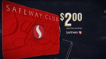 Safeway Deals of the Week TV Spot, 'Lean Cuisine, Chobani, Charmin' - Thumbnail 4