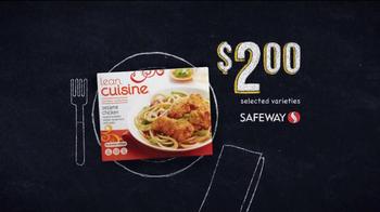 Safeway Deals of the Week TV Spot, 'Lean Cuisine, Chobani, Charmin' - Thumbnail 5