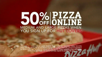 Pizza Hut TV Spot, 'Online Ordering' Song by Ace of Bass - Thumbnail 7
