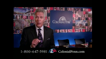 Colonial Penn TV Spot, 'Uncertainty' Featuring Alex Trebek