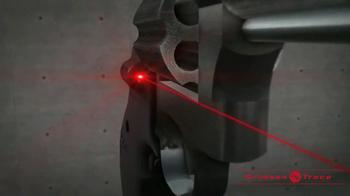 Crimson Trace TV Spot, 'Laser'