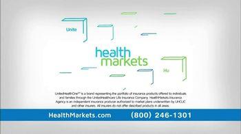 HealthMarkets Insurance Agency TV Spot, 'Health Care Reform'