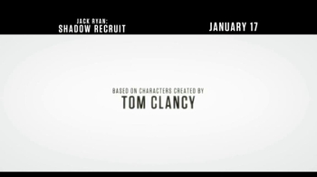 Jack Ryan: Shadow Recruit - Alternate Trailer 10