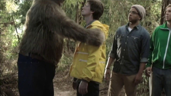 Smokey Bear Campaign TV Spot, 'Big Hugs' - Thumbnail 9