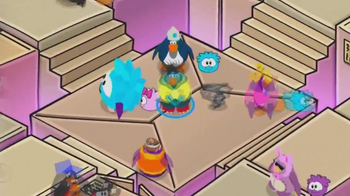 Club Penguin TV Spot, 'Today' - Thumbnail 6