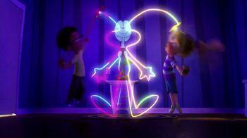 Trix Yogurt TV Spot, 'Light Up Spoons'