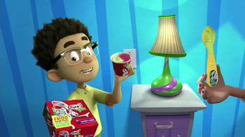 Trix Yogurt TV Spot, 'Light Up Spoons' - Thumbnail 1