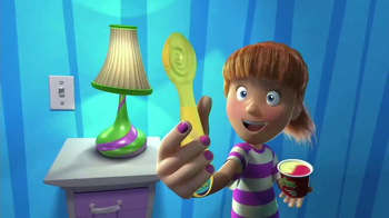 Trix Yogurt TV Spot, 'Light Up Spoons' - Thumbnail 2