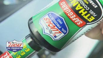 Lucas Oil Ethanol Fuel Conditioner TV Spot - Thumbnail 6