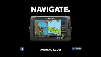 Lowrance HDS Gen2 Touch TV Spot - Thumbnail 10