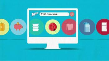 Ziploc TV Spot, 'Fresh 180' - Thumbnail 10