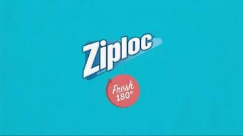 Ziploc TV Spot, 'Fresh 180' - Thumbnail 8