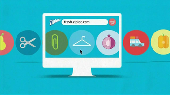 Ziploc TV Spot, 'Fresh 180'