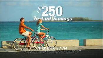 Nassau Paradise Island TV Spot, 'Save $250 Instantly' - Thumbnail 8