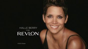 Revlon Age Defying Makeup TV Spot Featuring Halle Berry