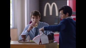 McDonald's McCafé TV Spot, 'Coffee Runner'
