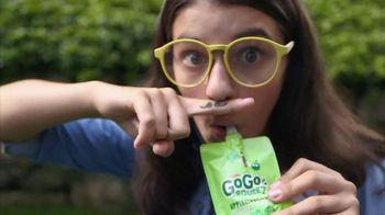 GoGo squeeZ TV Spot, 'Not Just Applesauce, We're #Awesomesauce'