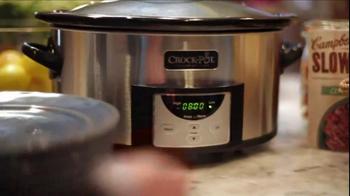 Campbell's Slow Cooker Sauces TV Spot - Thumbnail 4