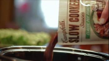 Campbell's Slow Cooker Sauces TV Spot - Thumbnail 6