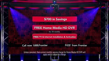 Frontier FiOS TV Spot, 'The FiOS Factor'