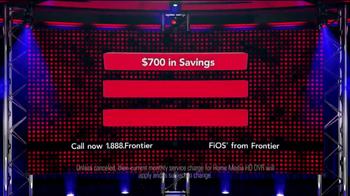 Frontier FiOS TV Spot, 'The FiOS Factor' - Thumbnail 5