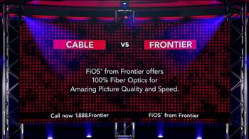 Frontier FiOS TV Spot, 'The FiOS Factor' - Thumbnail 8