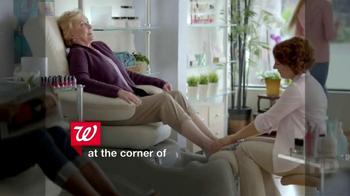 Walgreens TV Spot, 'Pedicure' - Thumbnail 1
