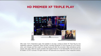 Xfinity Triple Play TV Spot - Thumbnail 8