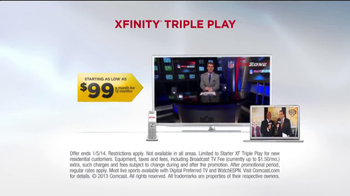 Xfinity Triple Play TV Spot - Thumbnail 9