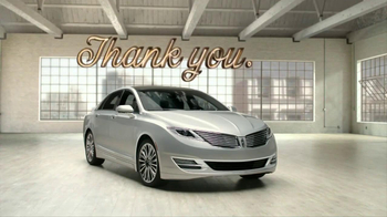 2014 Lincoln MKZ TV Spot, 'Blushing' - Thumbnail 5