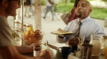 Nutella TV Spot, 'Waffle Truck' Song by Holley Maher - Thumbnail 4
