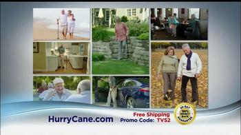 The HurryCane TV Spot, 'Struttin'' - Thumbnail 1
