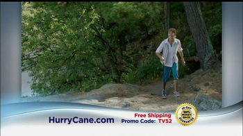 The HurryCane TV Spot, 'Struttin'' - Thumbnail 3