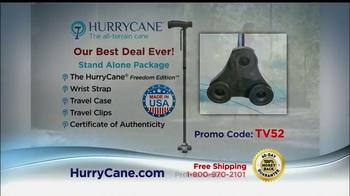 The HurryCane TV Spot, 'Struttin'' - Thumbnail 8