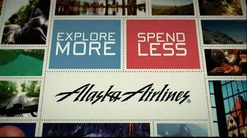 Alaska Airlines TV Spot, 'Explore More' - 2 commercial airings
