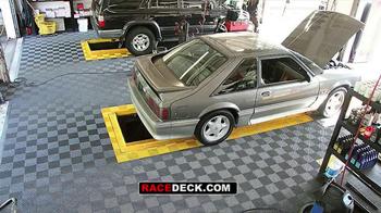 RaceDeck TV Spot, 'Happy Garage' - Thumbnail 3
