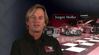RaceDeck TV Spot, 'Happy Garage'