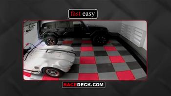 RaceDeck TV Spot, 'Happy Garage' - Thumbnail 9