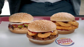 Burger King Rodeo Burger TV Spot [Spanish] - Thumbnail 2
