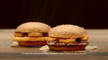 Burger King Rodeo Burger TV Spot [Spanish] - Thumbnail 7