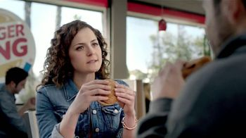 Burger King Rodeo Burger TV Spot [Spanish]