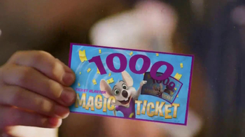 Chuck E. Cheese's TV Spot, '1,000 Tickets' - Thumbnail 5