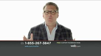 Web.com TV Spot, 'Free Facebook Page' - Thumbnail 10