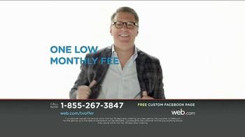 Web.com TV Spot, 'Free Facebook Page' - Thumbnail 8
