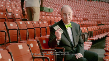 H&R Block TV Spot, \'Get Your Billion Back\'