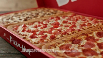 Pizza Hut Big Dinner Box TV Spot, 'Have It All' - Thumbnail 8