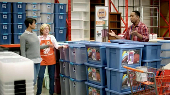 The Home Depot TV Spot, 'Storage' - Thumbnail 3